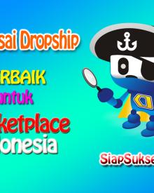 aplikasi dropship terbaik untuk marketplace indonesia