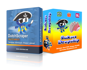 cara memulai bisnis dropship : software dropship dutchbot
