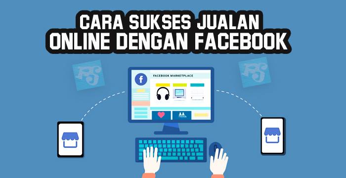 Cara Jualan Online di fb