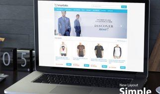 lapak instan toko online profesional