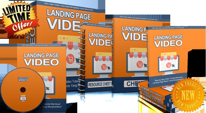 Landingpage Video