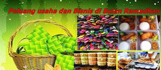 10 Peluang Usaha di Bulan Ramadhan