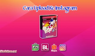 cara upload ke instagram massal