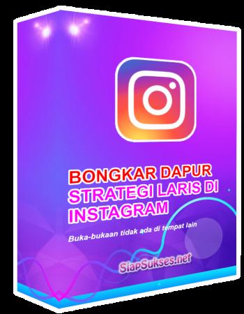 bongkas strategi instagram laris manis